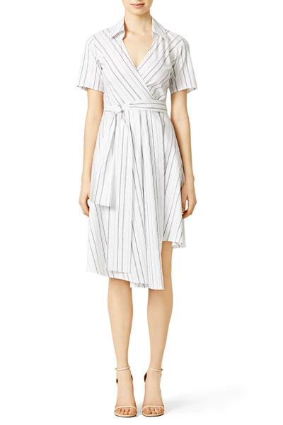 Alexis-White-Striped-Vivien-Dress