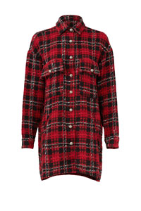 The-Kooples-Red-Plaid-Shirt